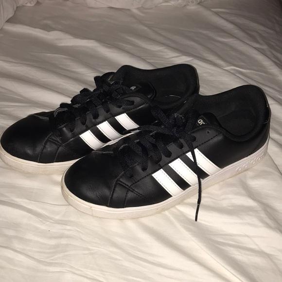 9d29c5f38c59 adidas Shoes - Adidas Cloudfoam Advantage Strip Women s Shoe
